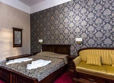Superior szoba kétszemélyes ággyal vagy 2 külön ággyal